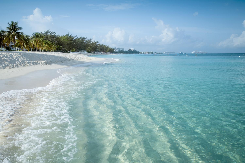 Vysněný cíl Karibik