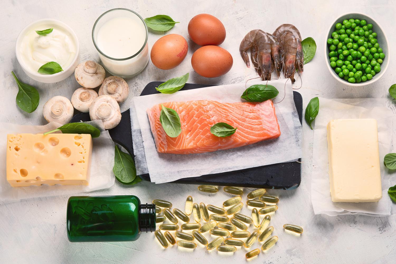 Význam vitamínu D v lidském těle