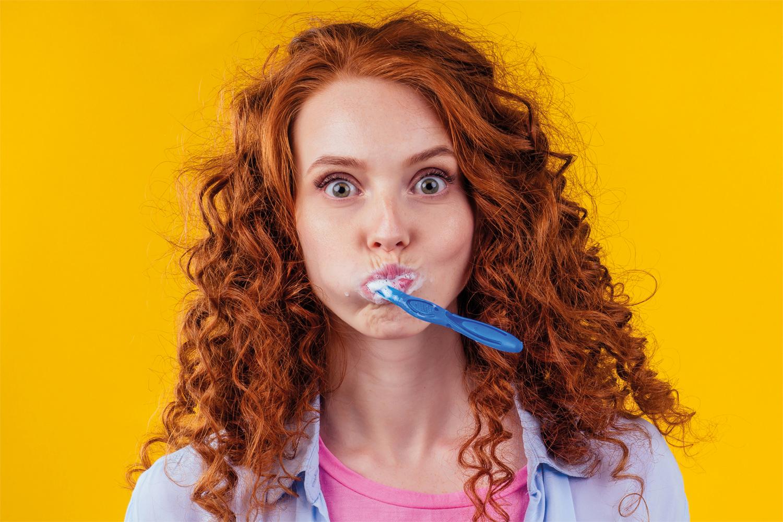 Bez zubního plaku není zubního kazu