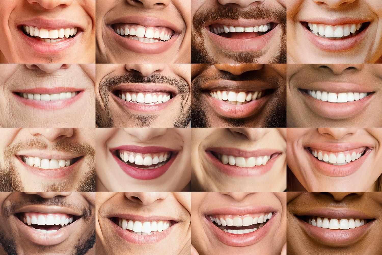 Zuby nemáme jen k vytvoření úsměvu